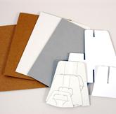 合紙・型抜き加工